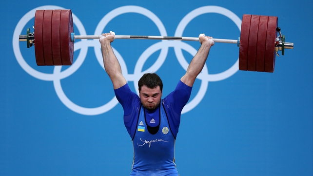 Oleksiy Torokhtiy (pictured) took advantage of the absence of Khadzhimurat Akkaev