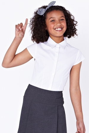 Top Class Girls Fitted Blouses, from €15 at Littlewoods