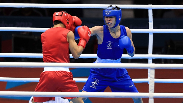 Michael Conlan will face Robeisy Ramirez Carrazana in the semi-finals