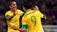 Soccer: Brazil remain on track for gold