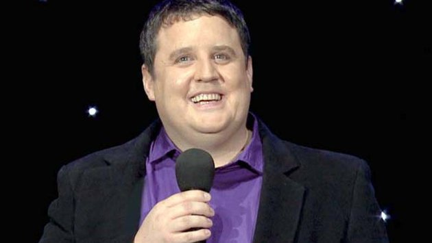 Peter Kay bids a fond farewell tonight to Granada Studios