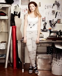 Nicola Roberts: Styled to Rock