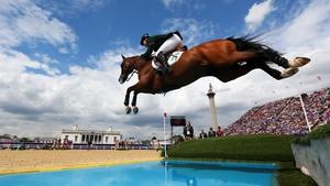 Cian O'Connor has won bronze for Ireland