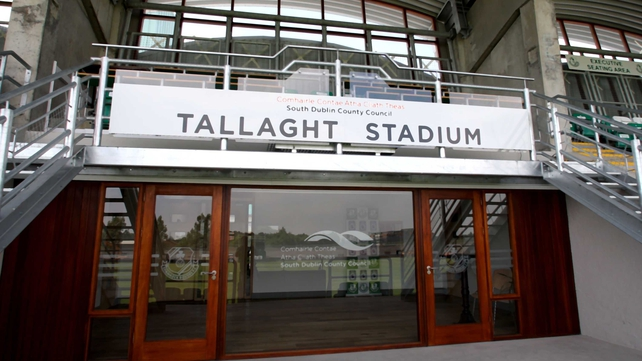 The South Dublin venue will once again stage the decider