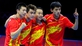 Table tennis: China's men complete title sweep
