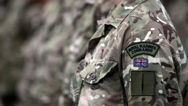 The soldiers were evacuated by air to Camp Bastion but could not be saved