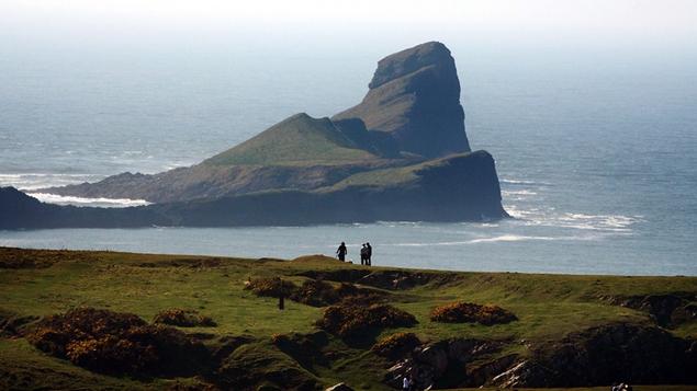 The Welsh Coastal Path