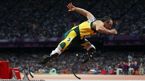 Oscar Pistorius is focusing on the 400m