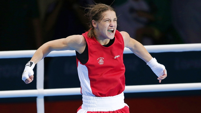Katie Taylor will fight Karolina Graczyk on 22 February