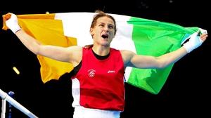 Katie Taylor won gold at London 2012