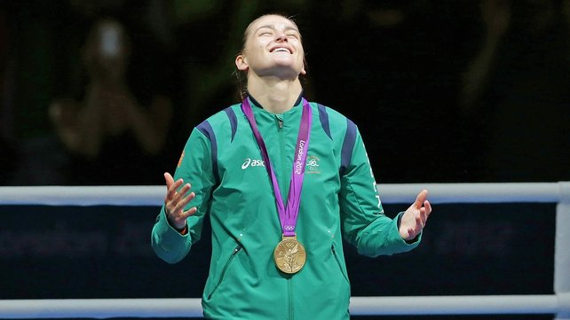 Katie Taylor's Olympic win was watched by huge numbers on RTÉ Two