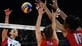 Volleyball: US edge closer to first gold