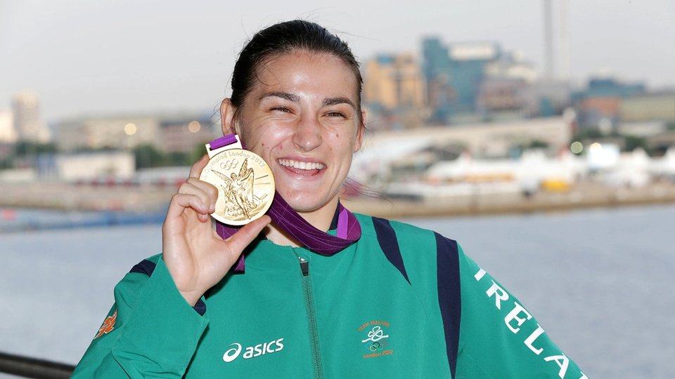 Day 13: Katie Taylor claimed gold with her lightweight final victory over Sofya Ochigava