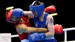 Paddy Barnes put in a brave performance but had to settle for bronze