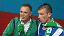 Reaction from John Joe Nevin and coach Billy Walsh