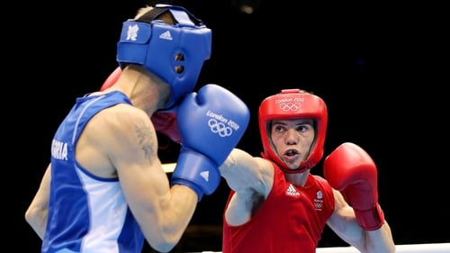 Luke Campbell will fight John Joe Nevin in the London 2012 bantamweight final at 8.45pm tomorrow