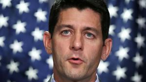 Paul Ryan has been chosen as Mitt Romney's US vice-presidential candidate