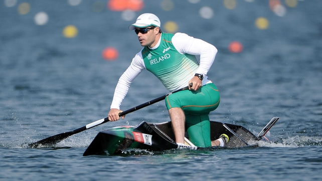 Andrzej Jezierski has finished ninth at London 2012
