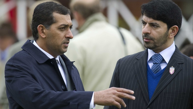 Saeed bin Suroor (r) takes interim control of Mahmood Al Zarooni's base