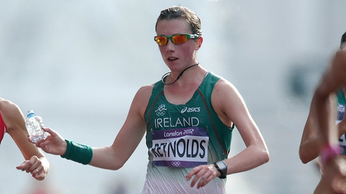 Laura Reynolds finished a disappointing 31st in the 20k race walk
