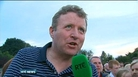 Mullingar cheer on John Joe Nevin