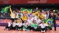 Volleyball: Brazil retain women's title