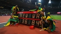 Athletics: Jamaica break 4x100m relay world record