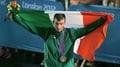 Boxing: Nevin 'heartbroken' but noble in defeat