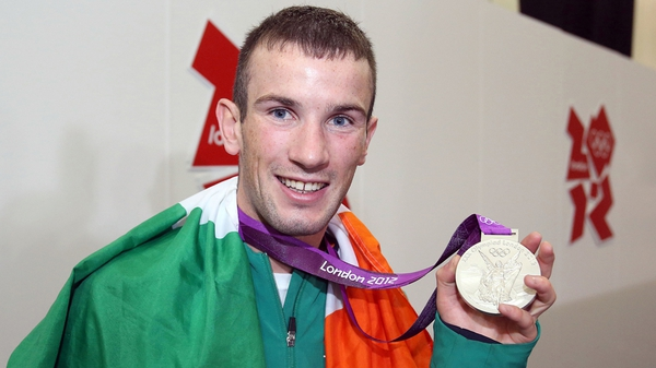 John Joe Nevin: 'Part of me thinks about having a big belt wrapped around me and walking through Mullingar with it, a world title belt'