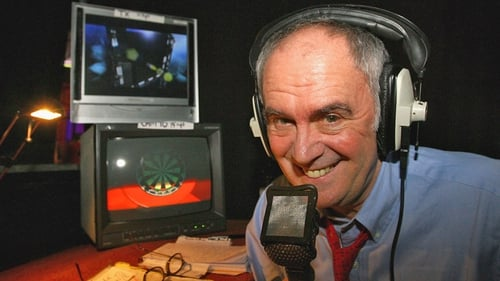 The legendary Sid Waddell has passed away aged 72