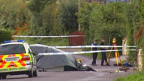 Two teens and a 20-year-old man were taken to hospital in Cork after the collision