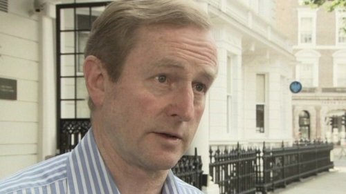 Taoiseach Enda Kenny praised Team Ireland's performance