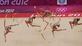 Gymnastics: Russia win rhythmic gold
