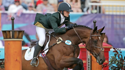 Natalya Coyle ended the Olympics with a spectacular finish for Ireland