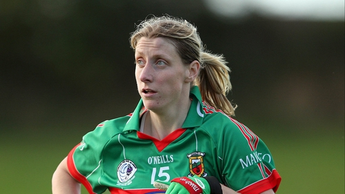 Cora Staunton looks likely to fire Mayo to victory again