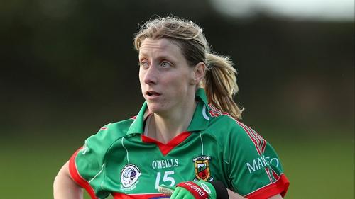 Cora Staunton scored 3-11 in Mayo's win over Tyrone