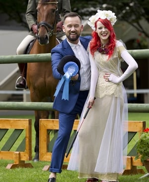 Ladies Fashion Dublin on Blossom Hill Ladies  Day Competition   Rt   Fashion