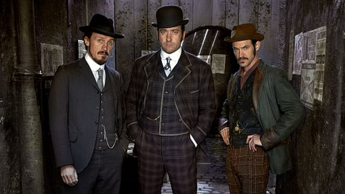 Ripper Street - To come back from the dead?