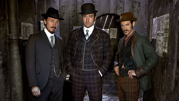 Ripper Street - Not going quietly