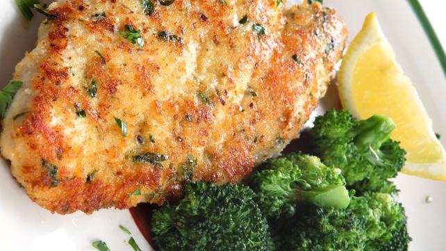 Gluten-free crunchy chicken
