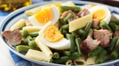 Gluten-free pasta Nicoise salad - A hearty, healthy and filling lunch or dinner, without being stodgy.