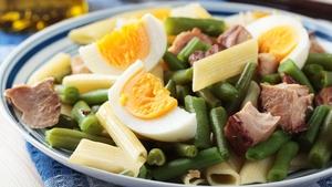 Gluten-free Pasta Nicoise Salad