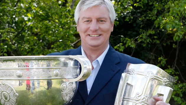 Michael Lyster hosts Dublin and Kerry in the Football