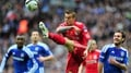 Agger prefers to remain with Reds