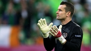 Shay Given last played for Ireland in Euro 2012