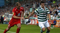 Watch the goals from Tallaght Stadium as Shamrock Rovers and Sligo Rovers played out an entertaining 1-1 draw in Tallaght