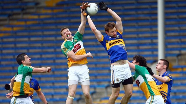 Offaly and Tipperary will both look to bounce back up to Division 3