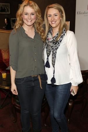 Lorna Weightman and Aisling Keenan