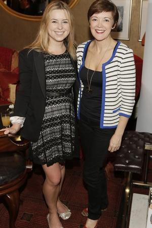 Michelle Toner and Tara Corristine