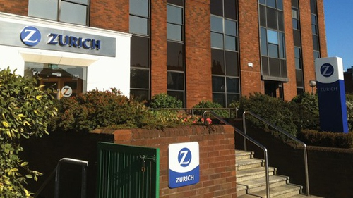 Zurich Insurance plans to cut up to 800 jobs from its global workforce